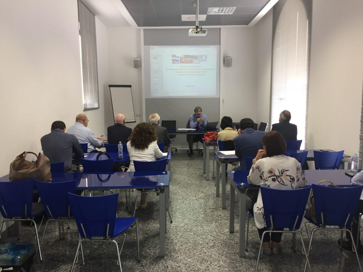 Convegno ADE Milano