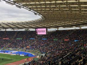 Hawk Sponsor Sei Nazioni Rugby 2018
